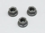 "Zuber Prop Nuts for 3/16"" Shaft with 10/32 threads (3 Pack)"
