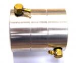 Neu 1512 Motor Aluminum Water Jacket