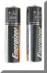 X 12 Energizer AA Batteries