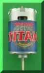 Traxxas Titan Motor