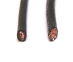 6mm Black 10 Gauge Wire