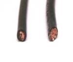 X 6mm Black 10 Gauge Wire