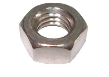 Nut : Stainless : 4mm