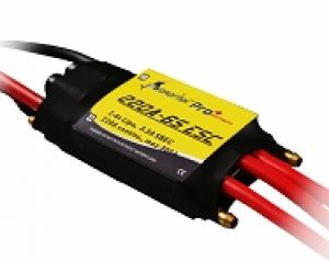 Swordfish Pro+ 220 amp - 6s lipo ESC with data logging
