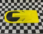 Replacement Cowl/Hatch for TFL Pursuit: Yellow