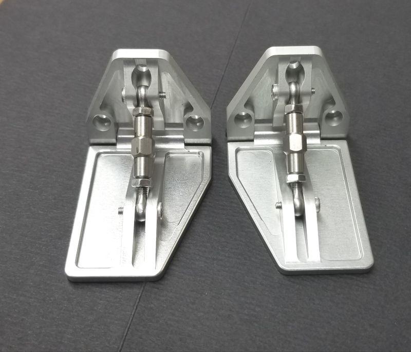 Adjustable Triangle Trim Tabs
