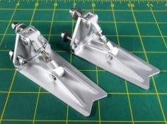 TFL Adjustable Billet Trim Tabs (1 Pair)