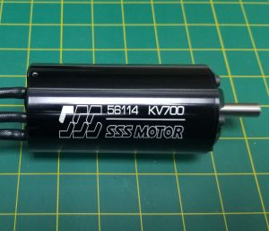 SSS 56114 Brushless Motor