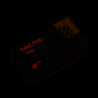 SALE/OPEN BOX: Tactic TR325 3-Channel Receiver
