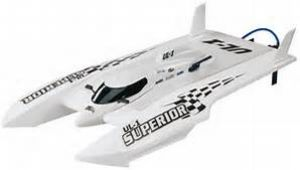 AquaCraft UL-1 Superior Rc Boat FE Hydro RTR with Updated  2.4GHz Radio System