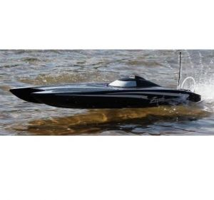 TFL Zonda Rc Boat : Carbonfiber with Twin Drives : Seaking 180 : 4082 2200Kv motor : ARTR V2