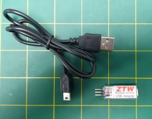USB programmer for the ZTW Seal Esc's